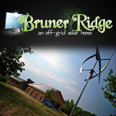 Bruner Ridge | an off grid home